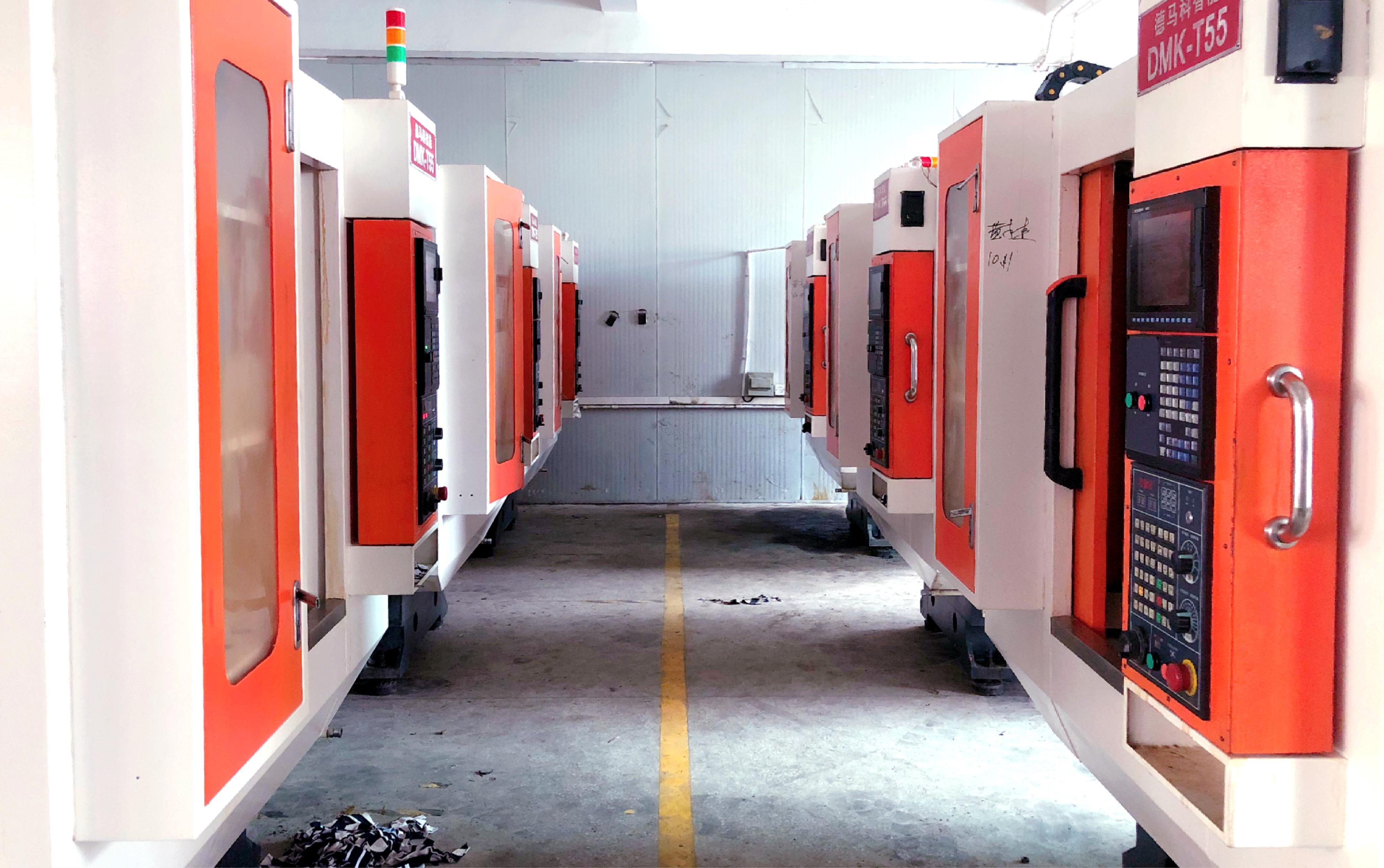 CNC钻攻机